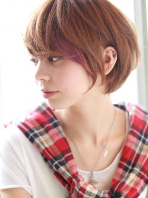 Casual Short Style